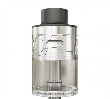 authentic-atom-vapes-apocalypse-rdta-rebuildable-dripper-tank-atomizer-silver-stainless-steel-glass-4ml-24mm-diameter