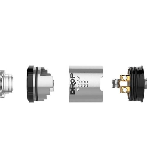 authentic-digiflavor-drop-rda-rebuildable-dripping-atomizer-w-bf-pin-black-stainless-steel-24mm-diameter (2)