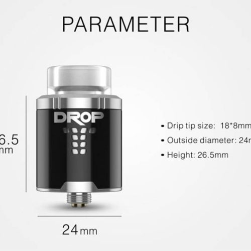 authentic-digiflavor-drop-rda-rebuildable-dripping-atomizer-w-bf-pin-black-stainless-steel-24mm-diameter (3)