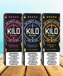 juice vape kilo