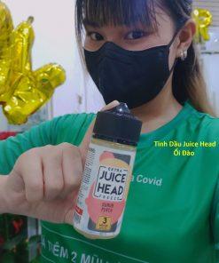 Tinh Dầu Juice Head Ổi Đào