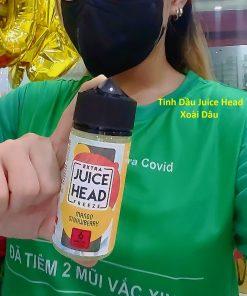 Tinh Dầu Juice Head Xoài Dâu